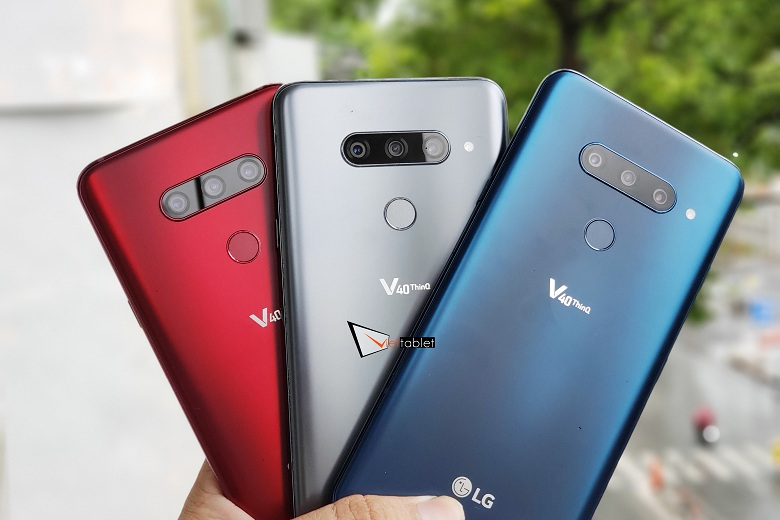 Đặt mua LG V40 ThinQ like new