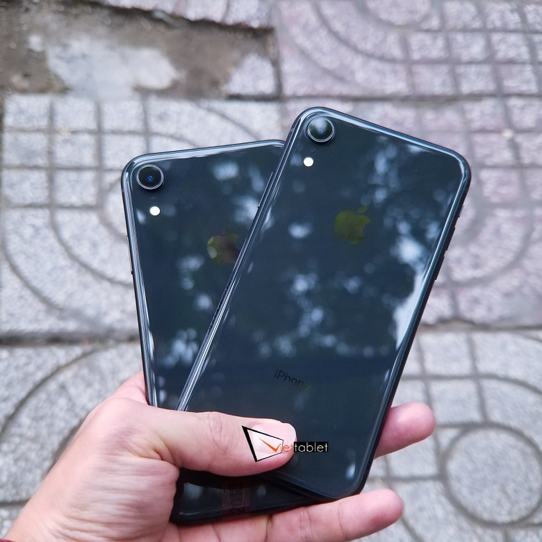 thiết kế của iPhone Xr
