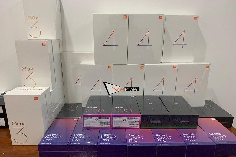 Tổng hợp các dòng Xiaomi