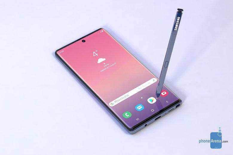 cấu hình Samsung Galaxy Note 10+ 5G