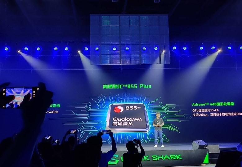 Black Shark 2 Pro là sản phẩm đầu tiên của Xiaomi chạy chip Snapdragon 855 Plus