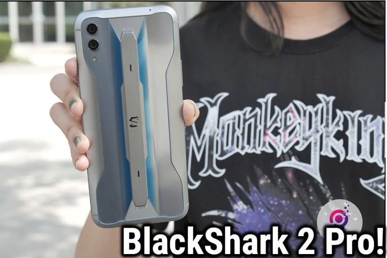 Black Shark 2 Pro có pin 4000mAh