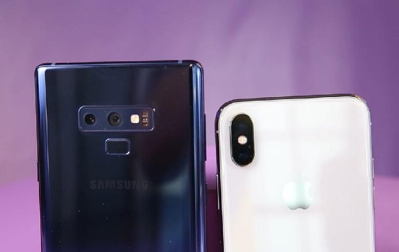 camera-samsung-galaxy-note-9-vs-iphone-x