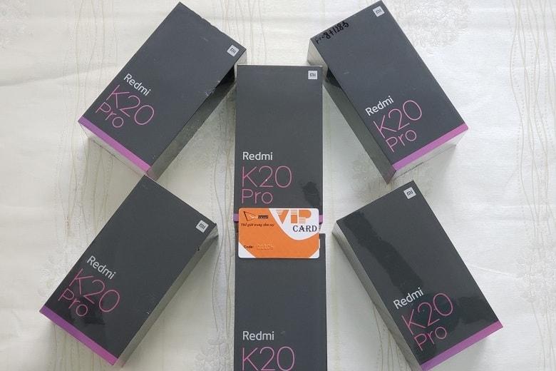 đặt mua Xiaomi Redmi K20 Pro