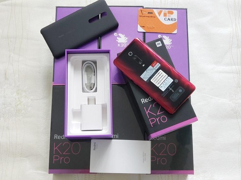 phụ kiện của Xiaomi Redmi K20 Pro