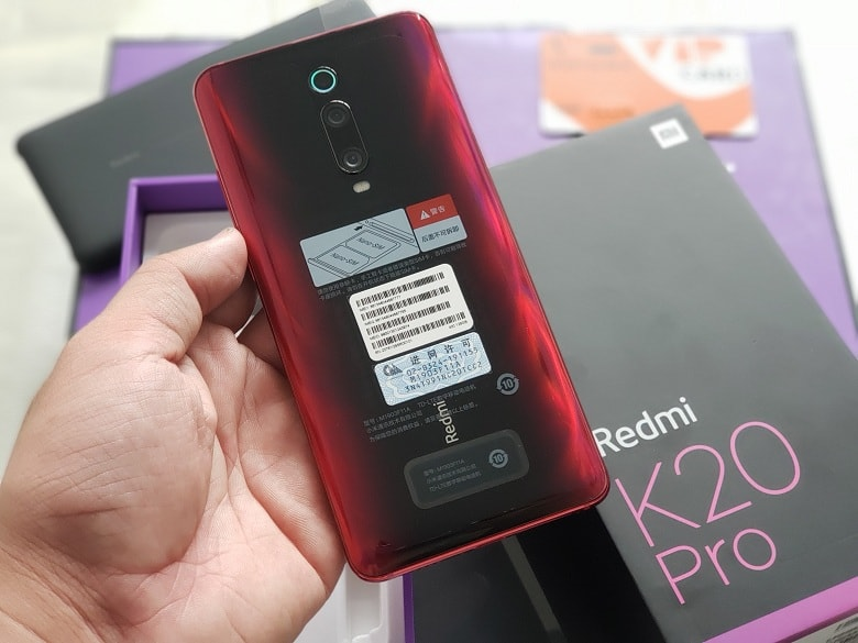 Trên tay Xiaomi Redmi K20 Pro
