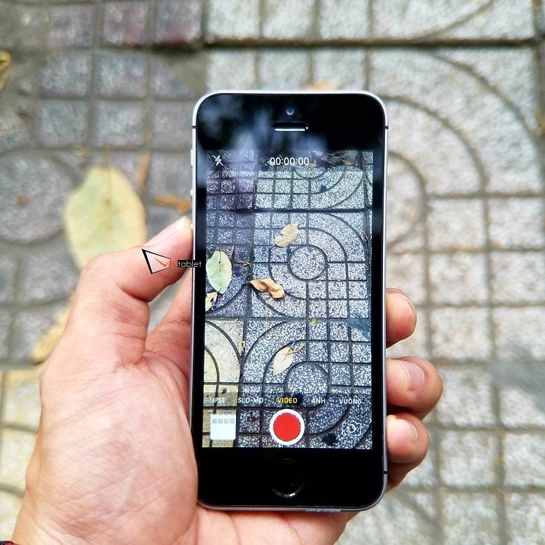 Camera của iPhone SE 32GB quốc tế like new 99%
