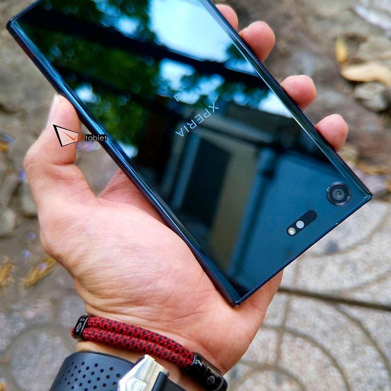 Thiết kế của Sony Xperia XZ Premium 2 SIM