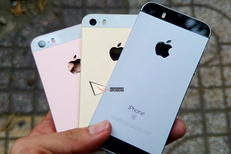 Hình ảnh iPhone SE 32GB QT tại Viettablet