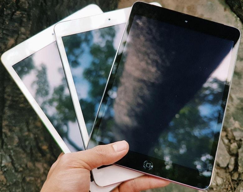 mặt trước của iPad Mini 2 like new