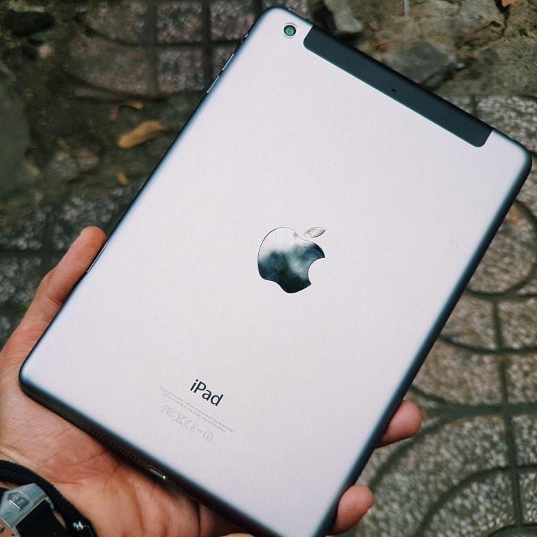 thiết kế iPad Mini 2 Cũ giá rẻ