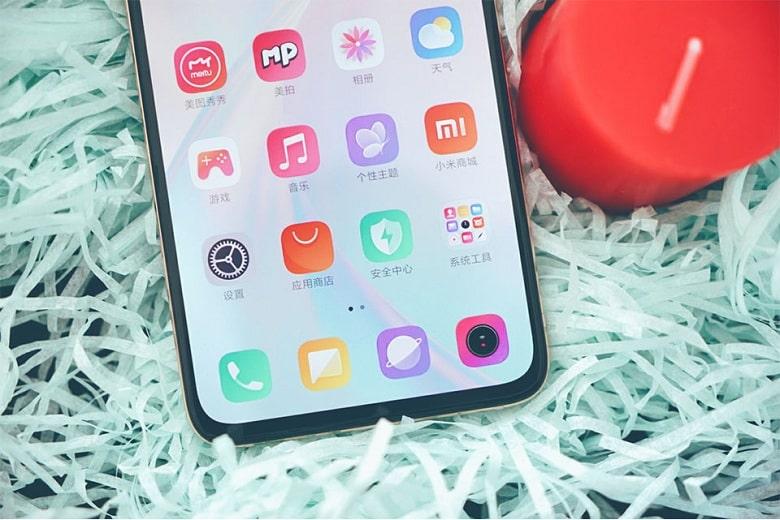 màn hình Xiaomi Mi CC9 Meitu Editio