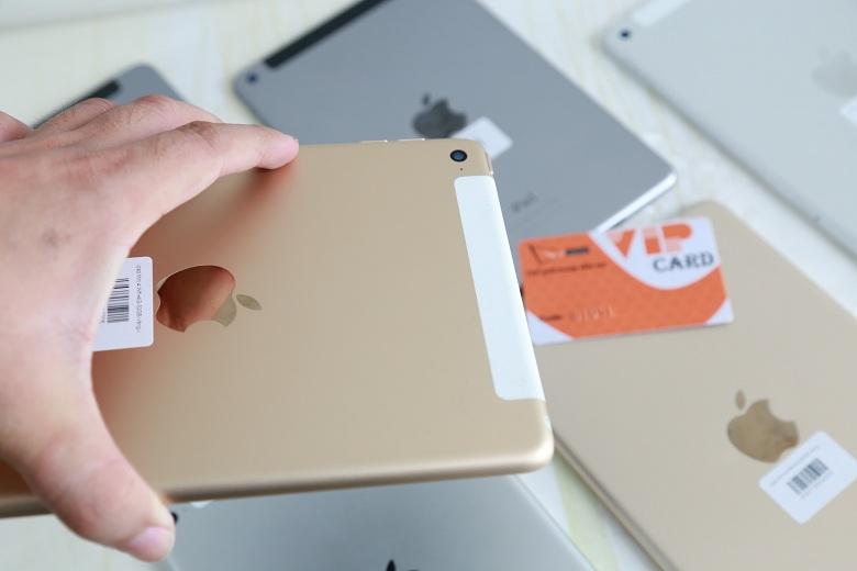 Hình ảnh camera của iPad Mini 4 32GB xách tay
