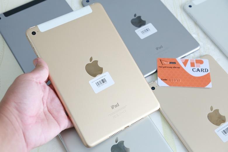 Thiết kế iPad Mini 4 16GB like new