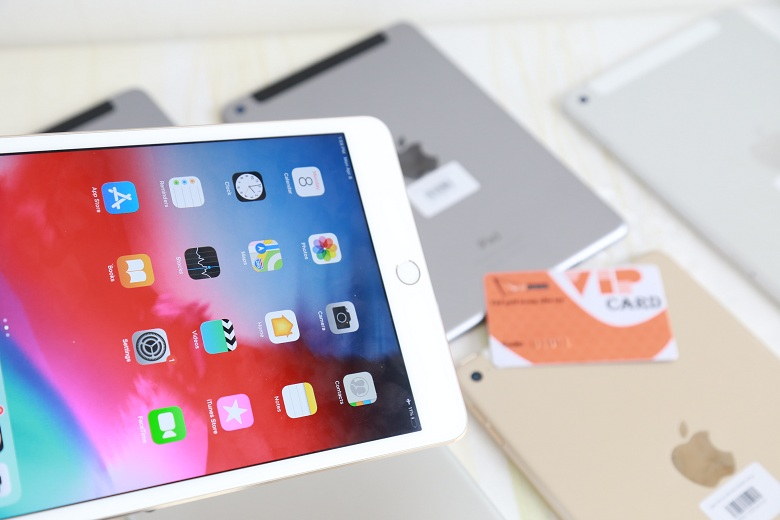 nút home của iPad Mini 4 32GB