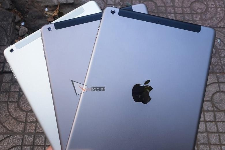 Hình ảnh trên tay iPad Air 64GB