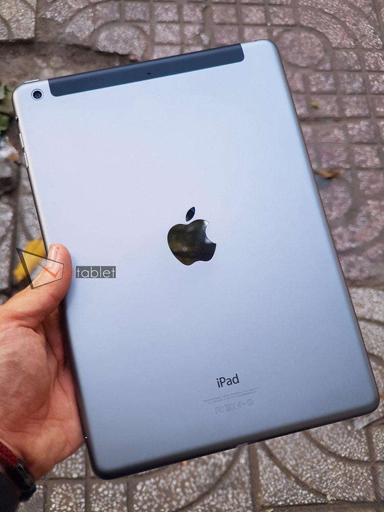 thiết kế iPad Air 64GB đẹp, sang trọng