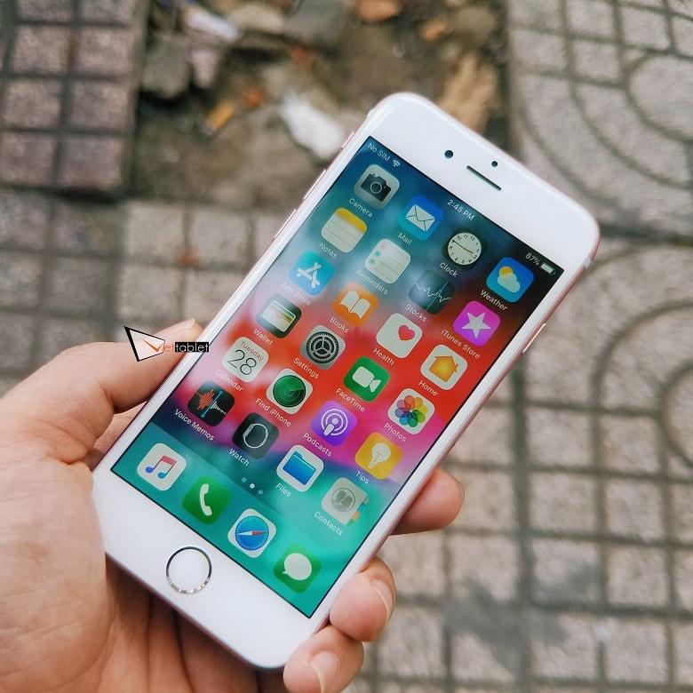 Màn hình của iPhone 6S cũ