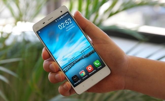 Xiaomi Mi4 giá rẻ nhiều ưu điểm