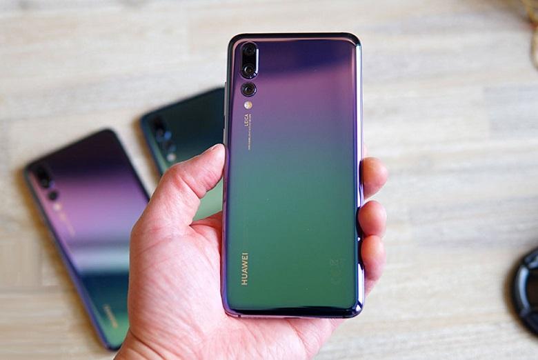 Huawei P20 Pro có camera chụp tốt nhất 2018