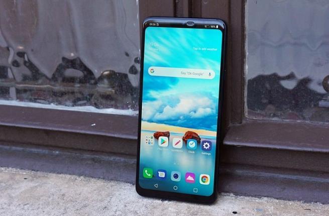 LG G7+ ThinQ cập bến Việt Nam