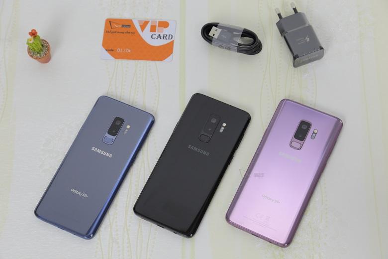 Samsung Galaxy S9 Plus có camera có thể thay đổi khẩu độ