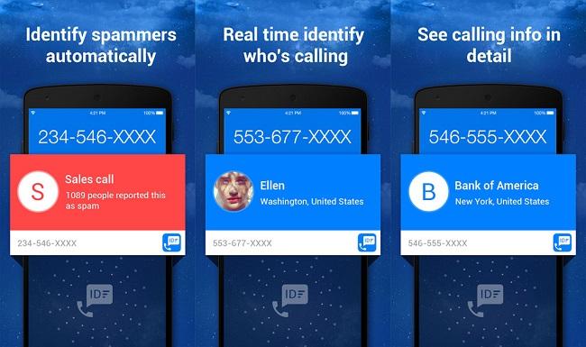chặn tin nhắn cuộc gọi android 3