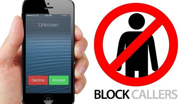 chặn điện thoại tin nhắn trên androird