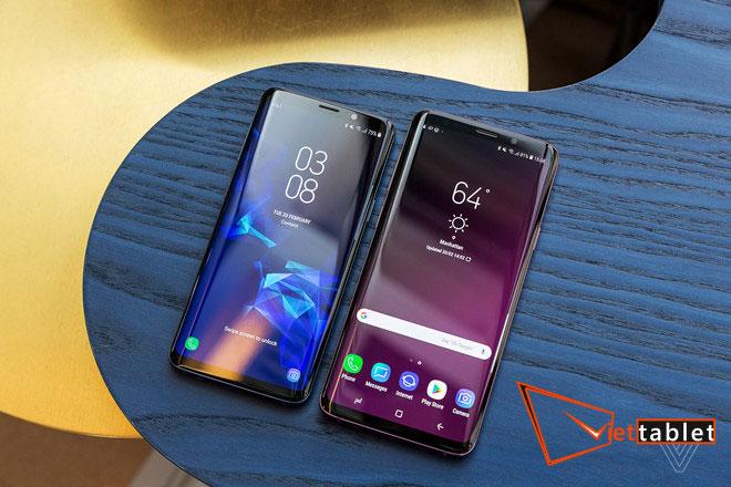 tính năng nổi bật của Samsung Galaxy s9 3