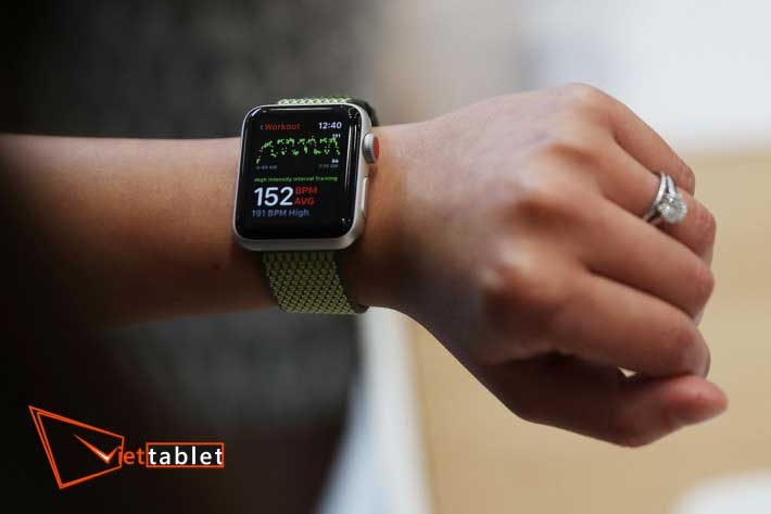 Địa chỉ sửa Apple Watch 3