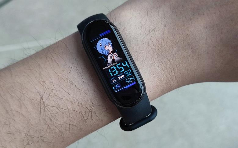 Xiaomi Mi Band 6 màn hình