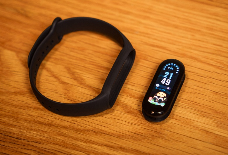 Xiaomi Mi Band 6 thiết kế tính năng giá bán chính hãng