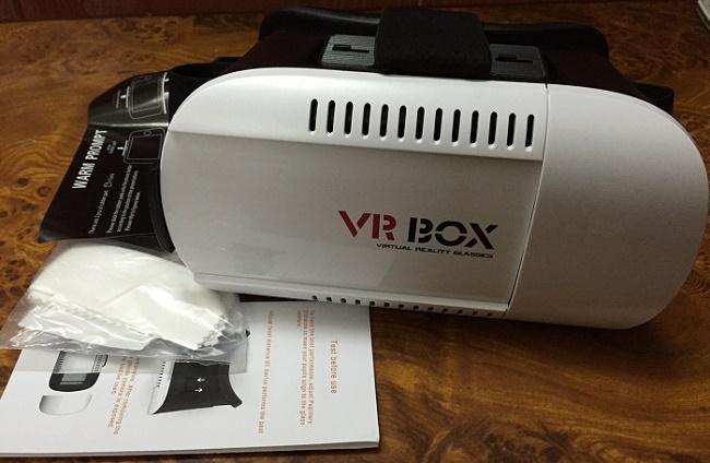 Kính thực tế ảo VR BOX 2 2016