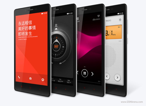 dien thoai Xiaomi Redmi Note 4G