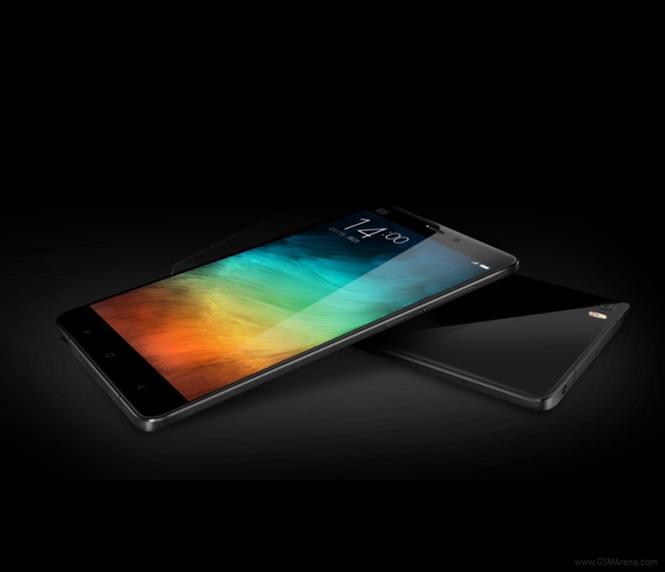 Xiaomi Mi Note Pro cấu hình mạnh