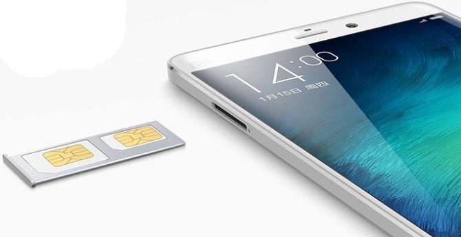 Xiaomi Mi Note Pro 2 sim 2 sóng