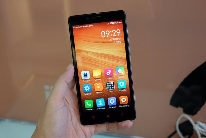 thiet ke Xiaomi Redmi Note 4G