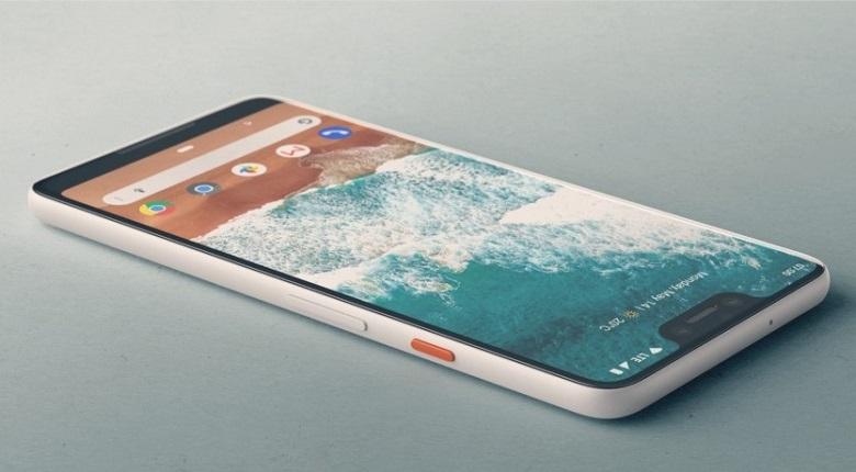 Google Pixel 3 XL lộ diện trong video mở hộp