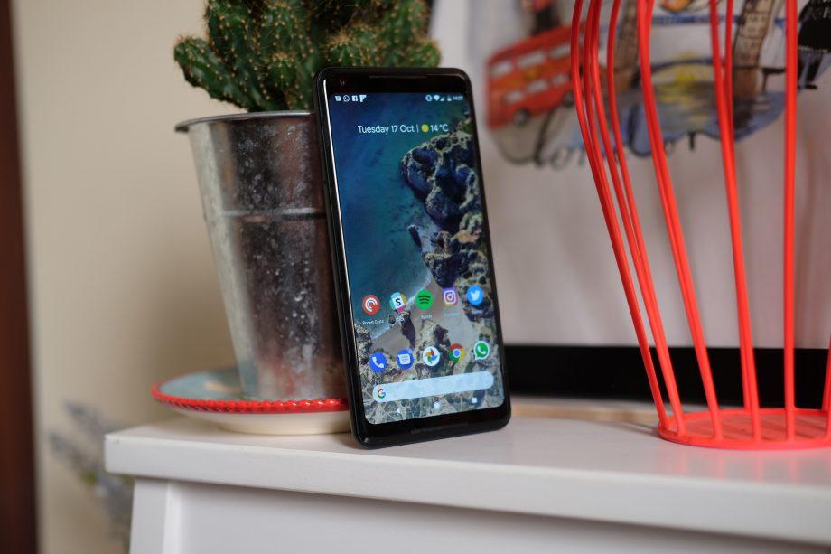 Google với Google Pixel 3 và 3 XL 2