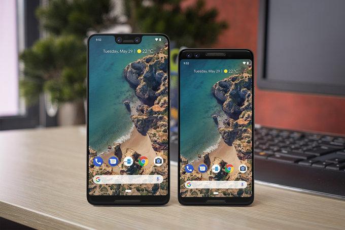 Google với Google Pixel 3 và 3 XL