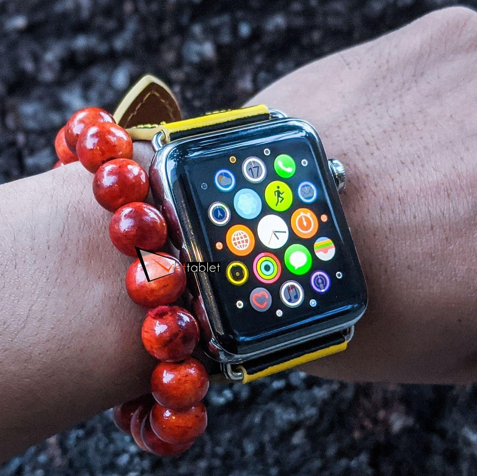 Apple Watch S3 (42 mm) LTE Bản Thép