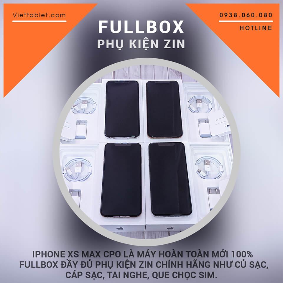 Xs Max fullbox