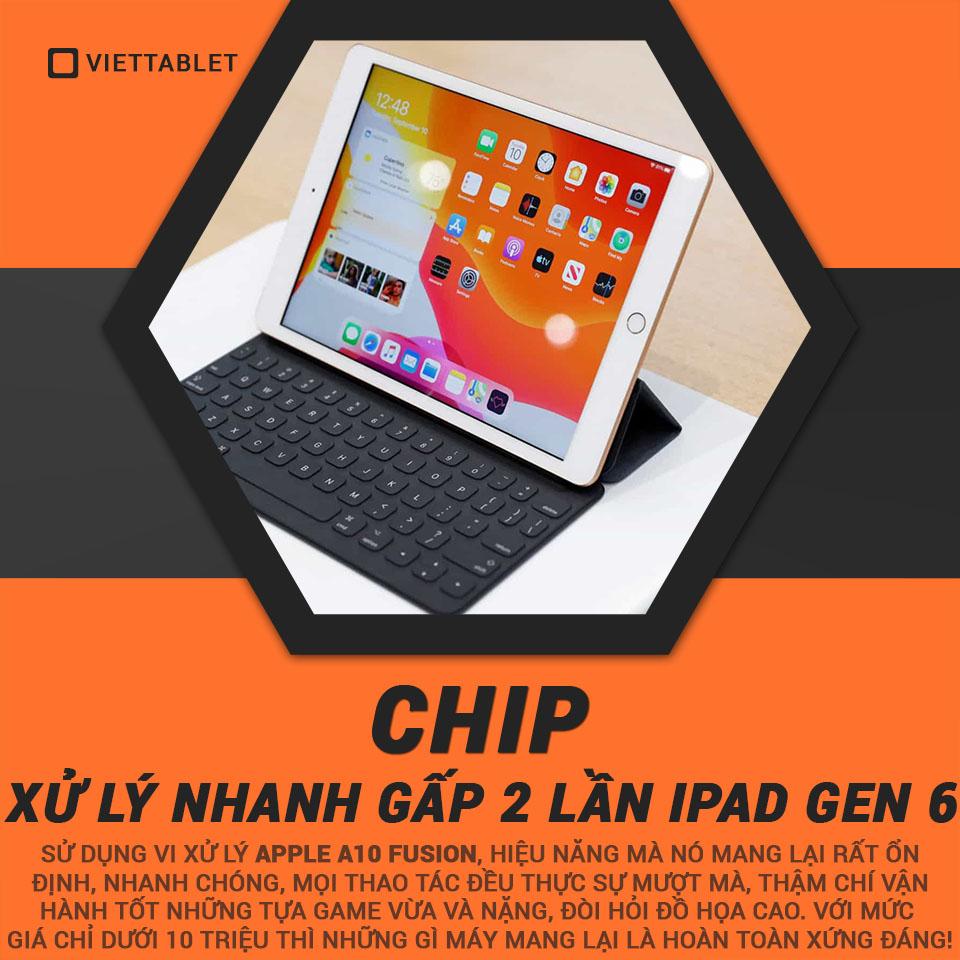 cấu hình iPad 10.2 inch Gen 7