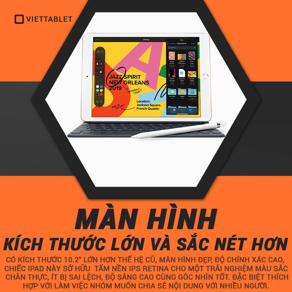 tính năng iPad 10.2 inch Gen 7
