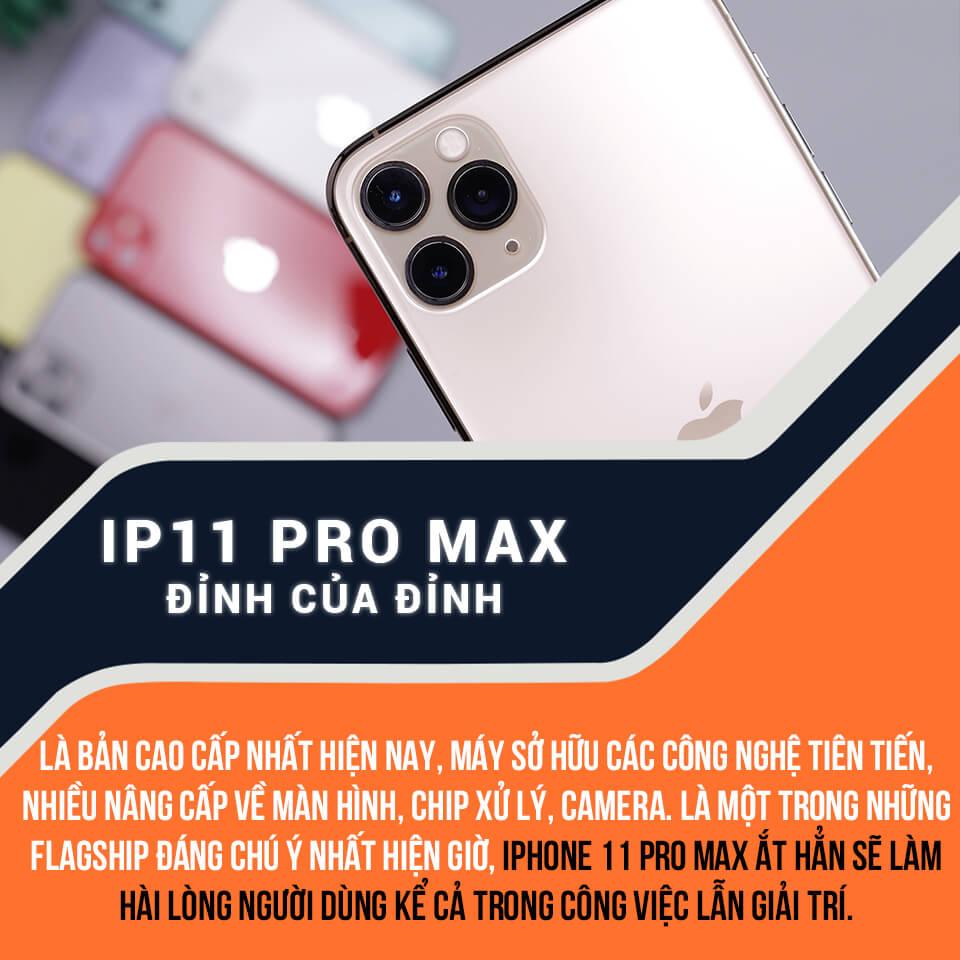 iPhone 11 Series giá GIẢM sâu còn 14 triệu