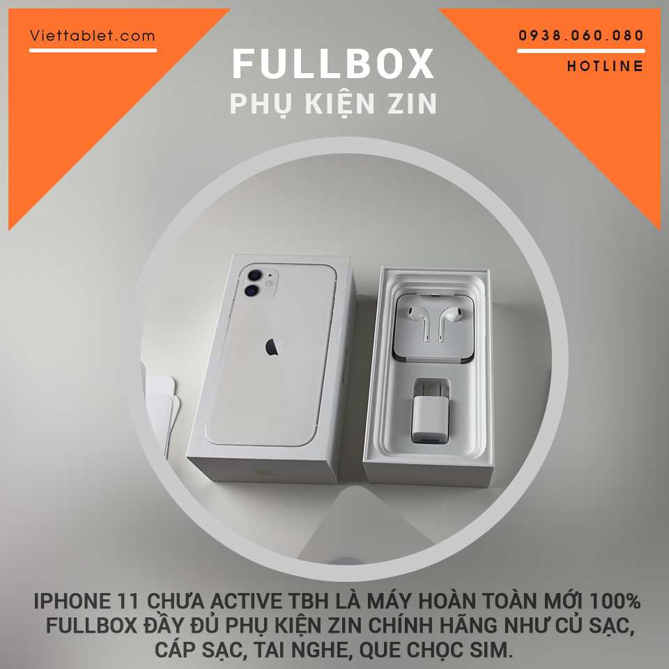 iPhone 11 Fullbox
