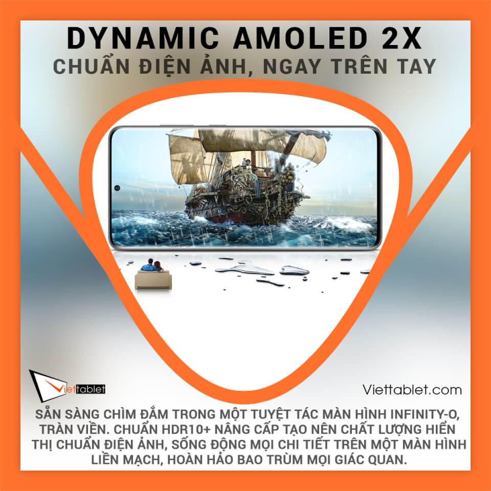 màn hình Galaxy S20 Ultra 5G Mỹ
